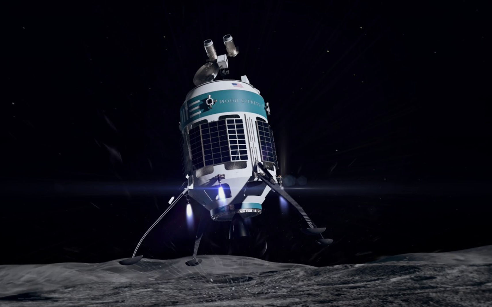 Moon Express Lunar Expeditions