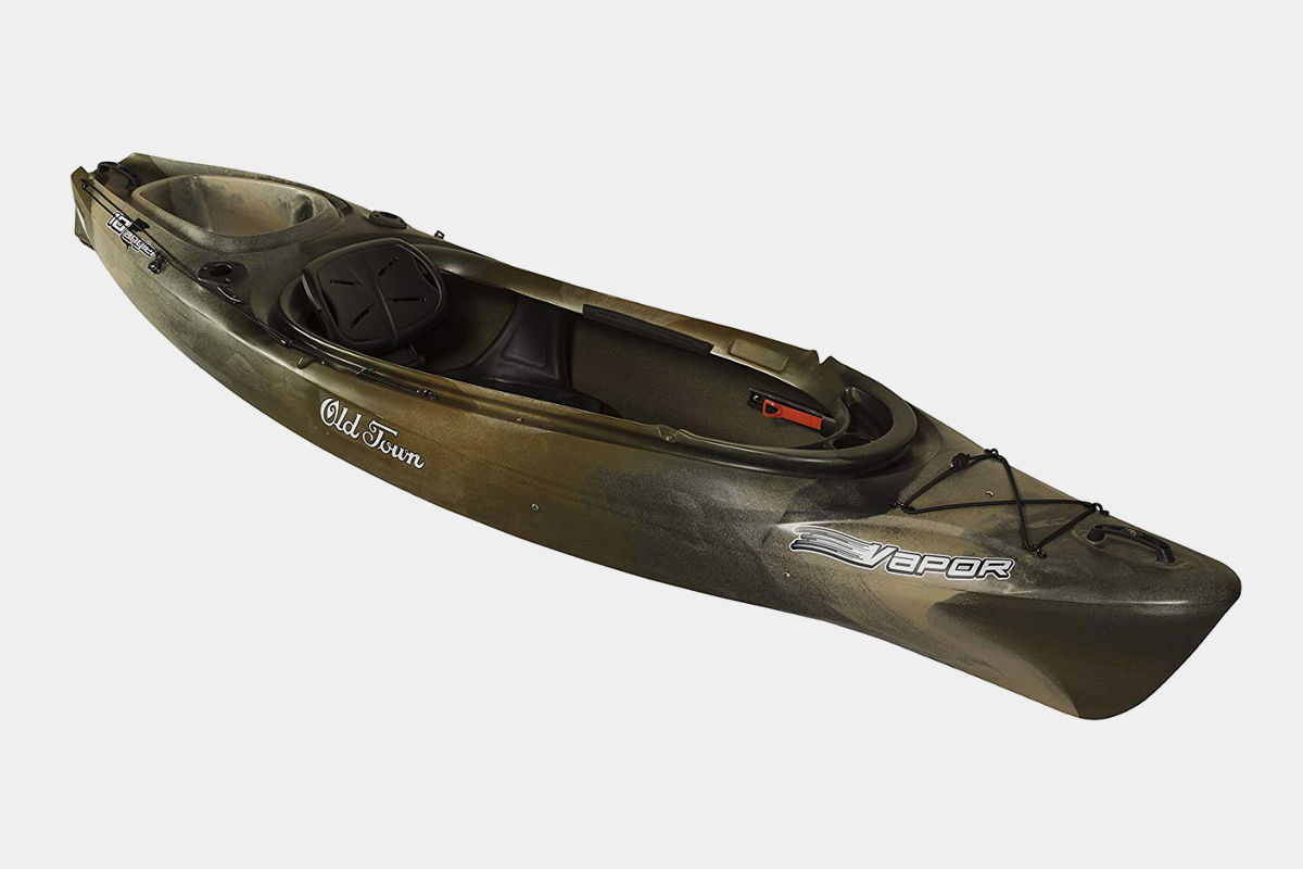 Old Town Vapor 10 Angler Fishing Kayak