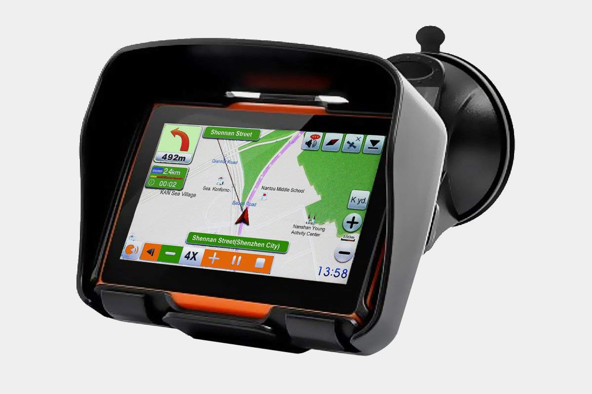The 10 Best Motorcycle GPS Navigators | Improb