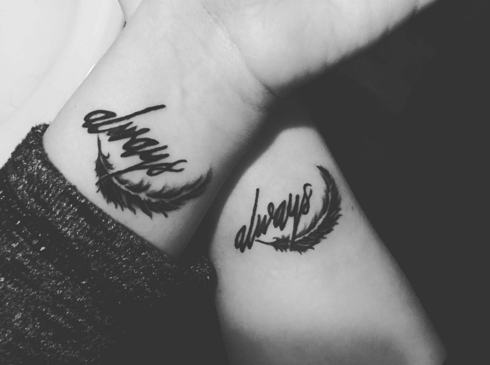 109 Best Matching Couple Tattoos