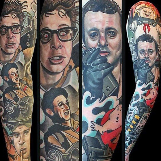 best movie design tattoo for men