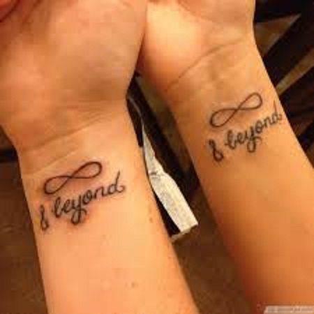 109 Best Matching Couple Tattoos Improb