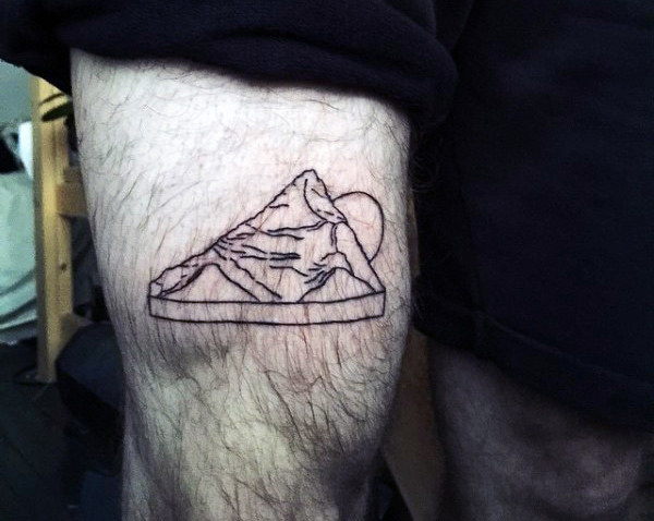 The 77 Best Small and Simple Tattoos for Men