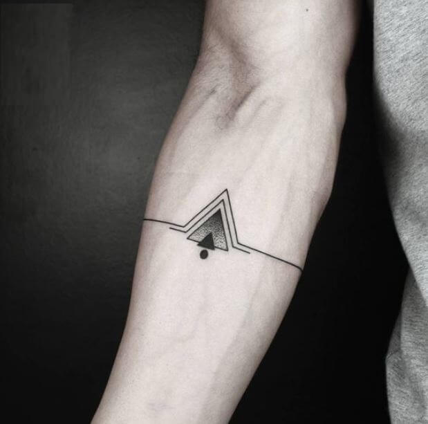 e95a7e465 The 77 Best Small and Simple Tattoos for Men | Improb