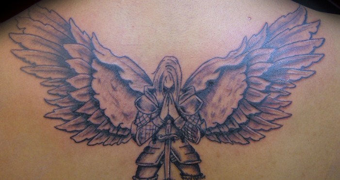The 95 Best Guardian Angel Tattoos For Men Improb