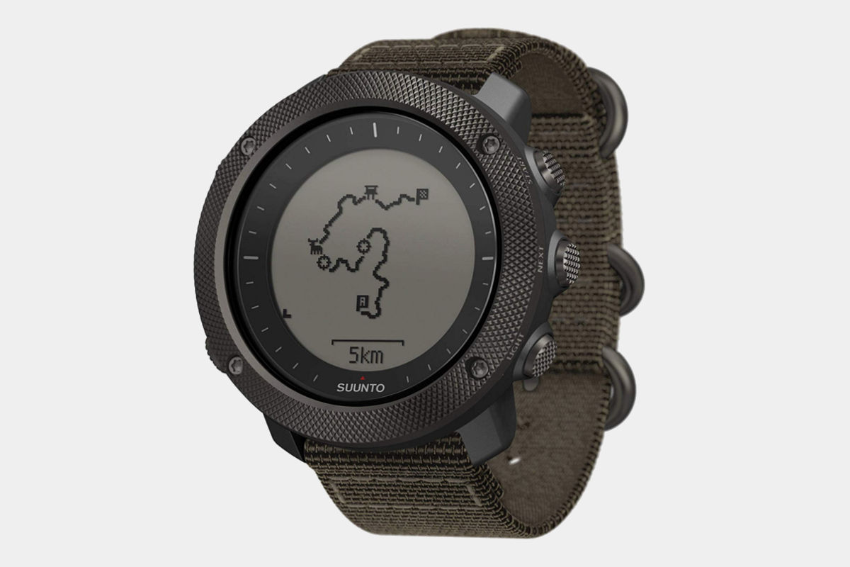 Suunto Traverse Alpha Hunting & Fishing Watch