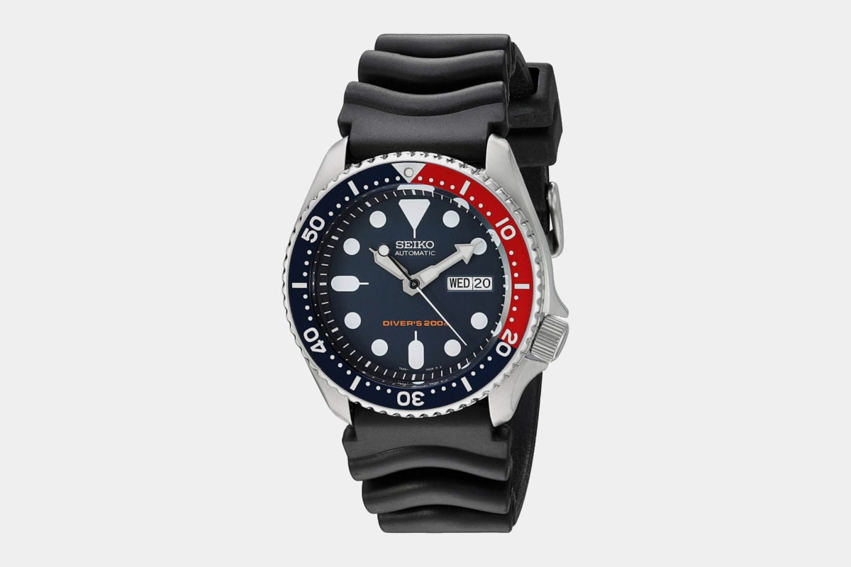 Seiko SKX009K1 Automatic Dive Men's Watch