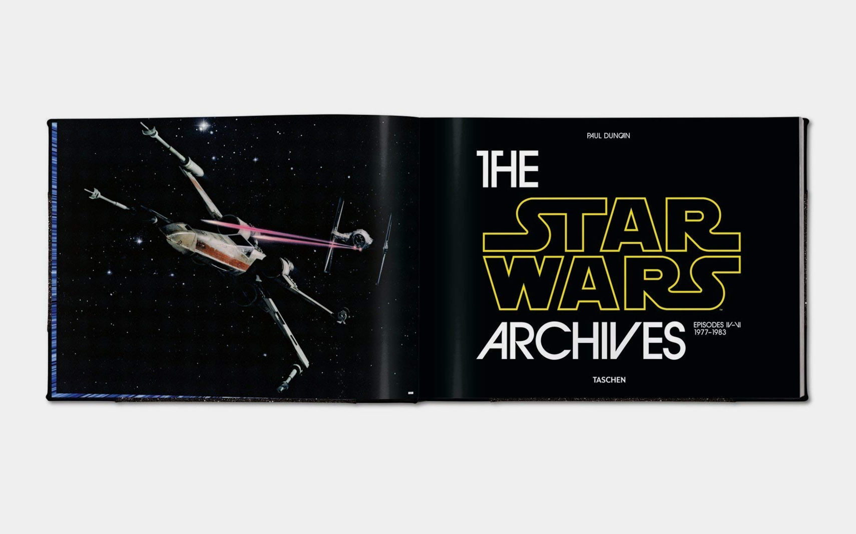The Star Wars Archives Coffee Table Book