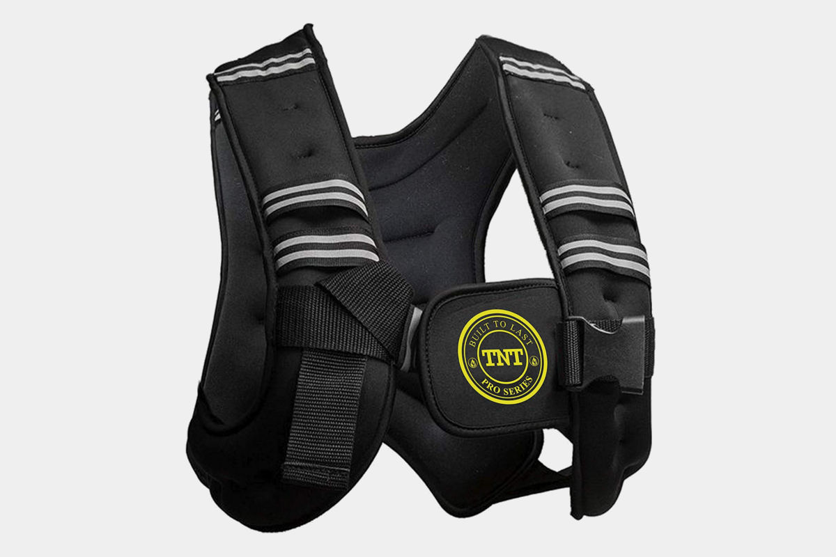 TNT Pro Series Iron Weighted Vest