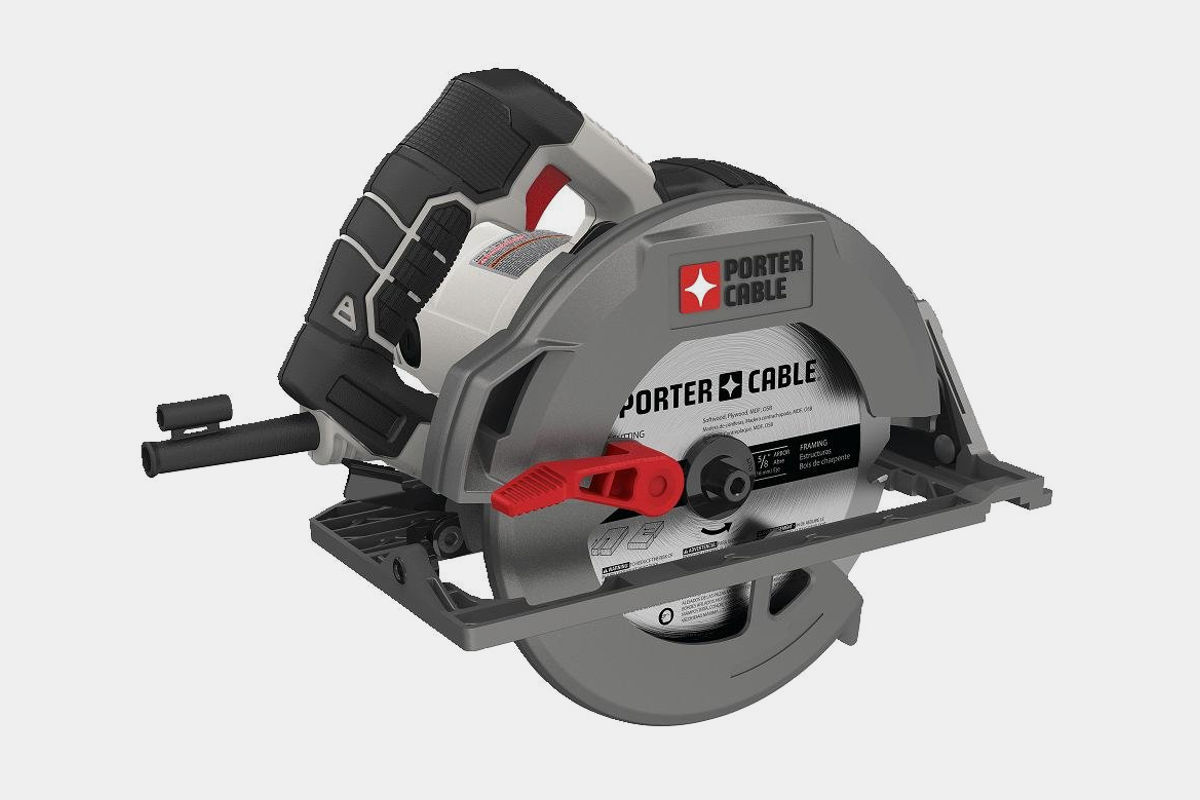 PORTER-CABLE PCE310 Heavy-Duty Circular Saw