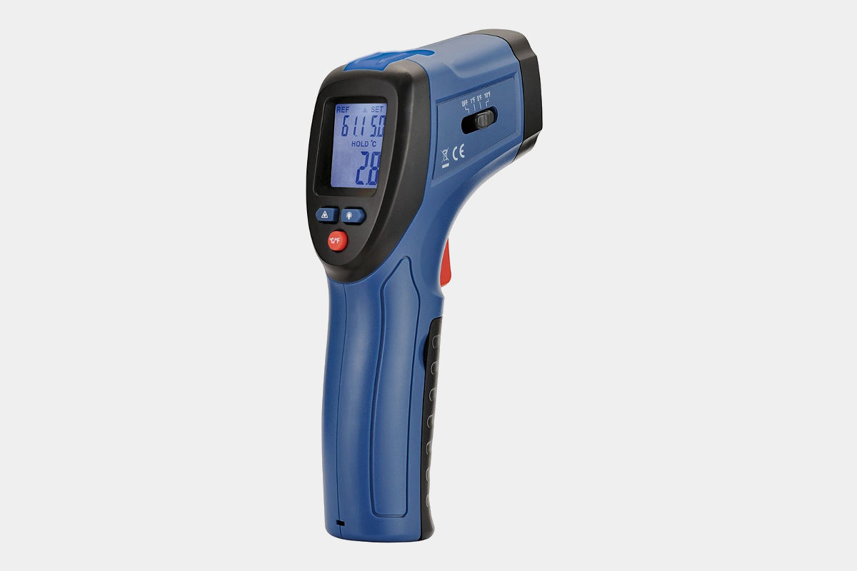 CEM DT-8666 Infrared Thermometer