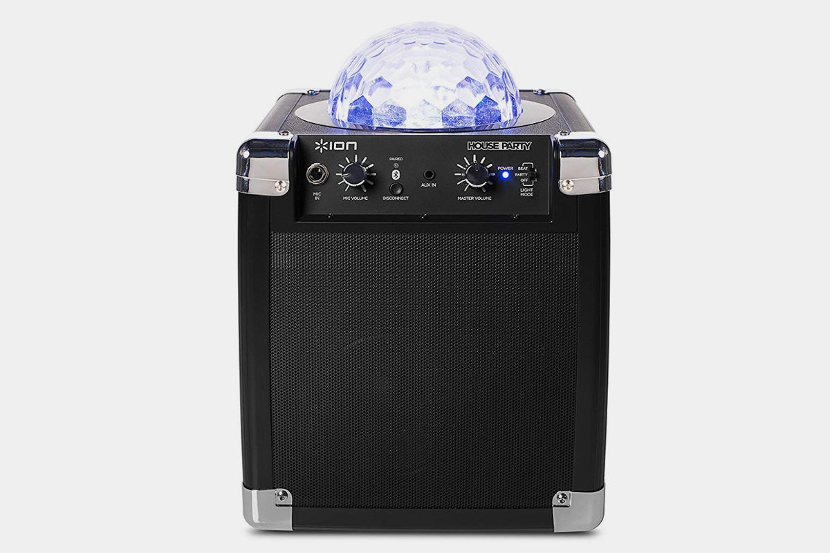 ION Audio House Party (iPA18L) Portable Sound System