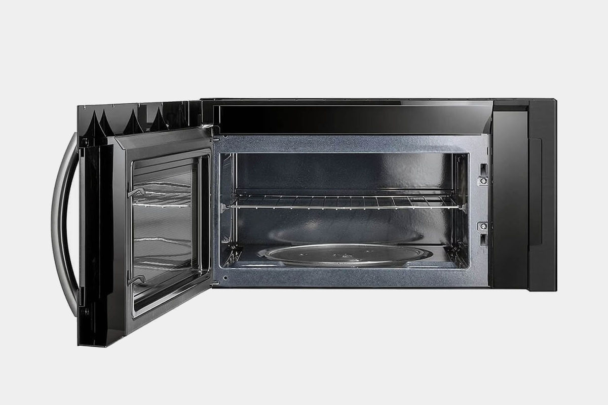 Samsung 1.7 cu. ft. Over The Range Convection Microwave