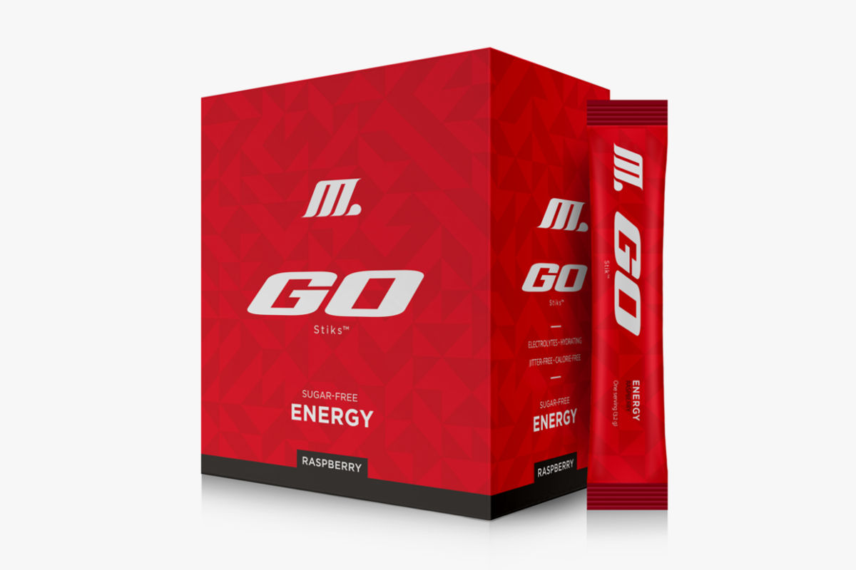 GO Stik, Natural Energy plus Electrolytes