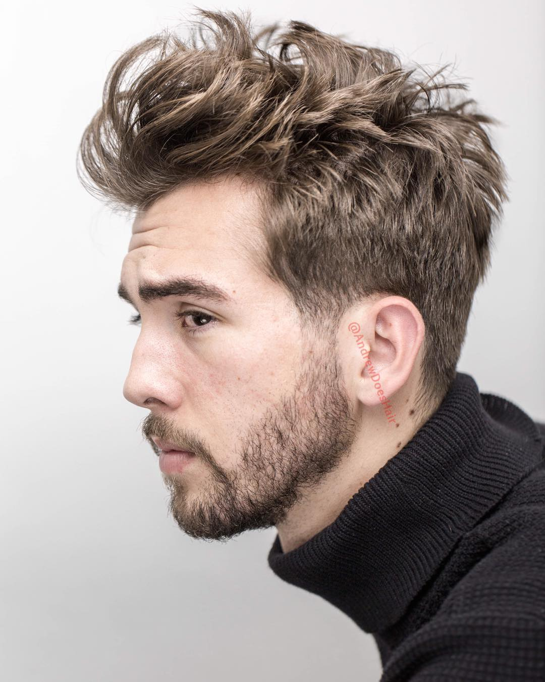 The 10 Best Medium-Length Hairstyles for Men  Improb