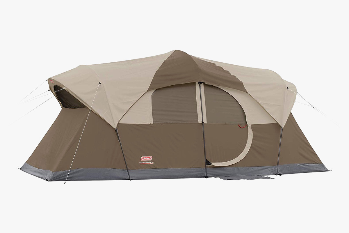 Coleman WeatherMaster 10-Person Tent