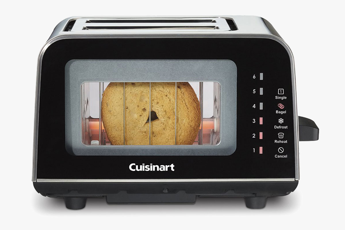 Cuisinart CPT-3000 ViewPro Glass