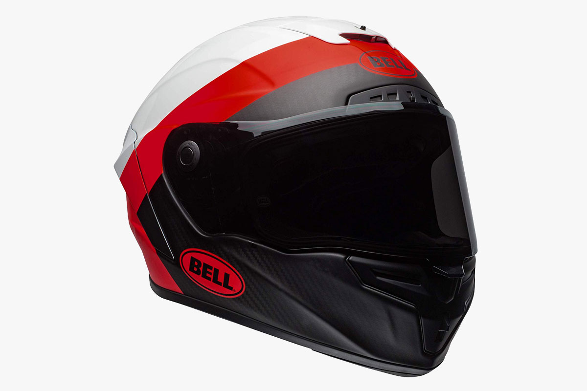 Bell Race Star Motorcycle Racing Helmet