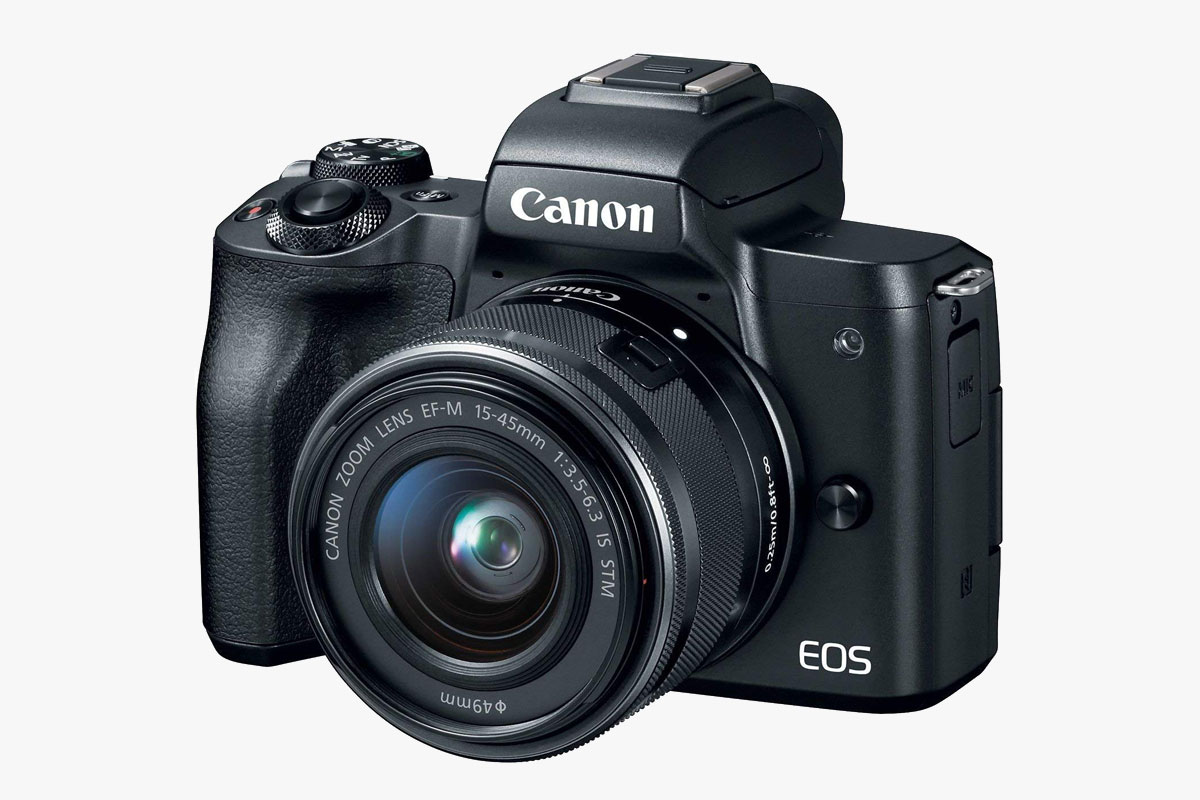 Canon EOS M50 Vlogging Camera