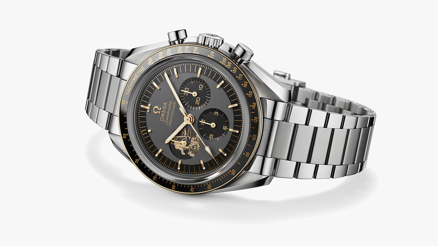 The Omega Apollo 11 Moonwatch - It's Rocket Science.