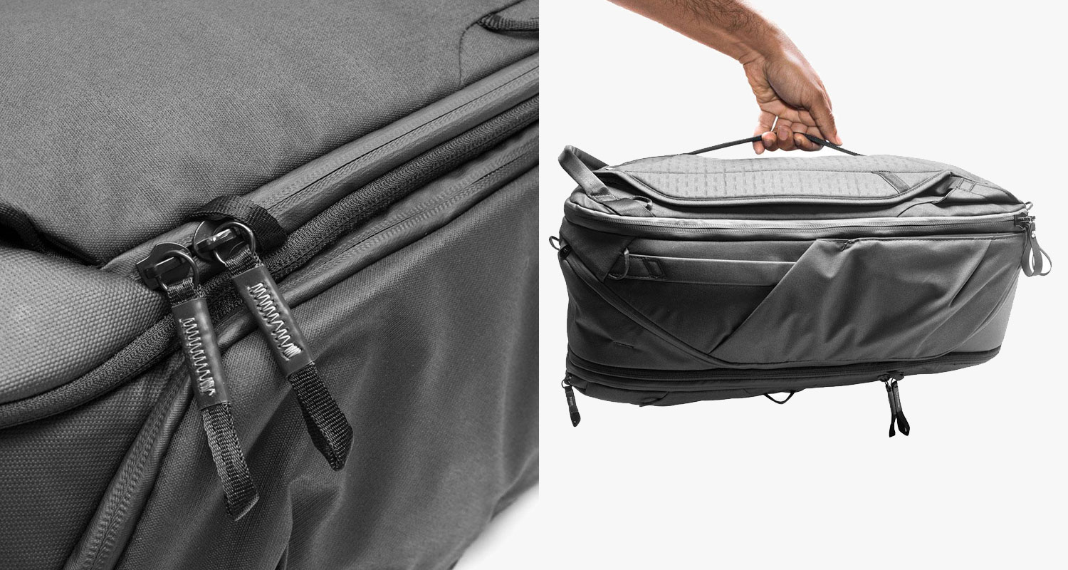 A Modern Travel Backpack Built For Adventure