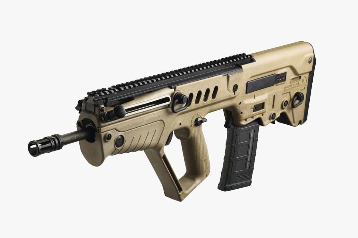 IWI US - TAVOR SAR-B16 16.5IN 5.56X45MM NATO FDE 30+1RD