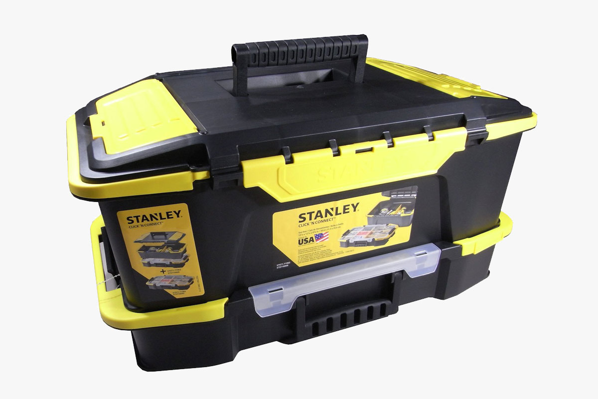 Stanley Click N' Connect 2-in-1 Toolbox