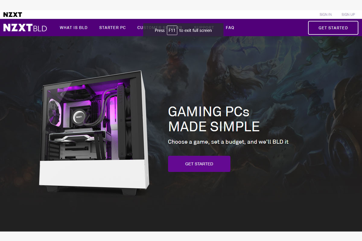 BLD by NZXT