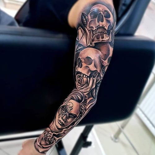 100 Cool Arm Tattoos For Men Improb