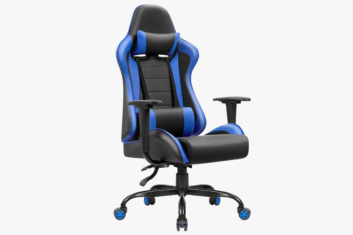 Furmax Leather Gaming Chair