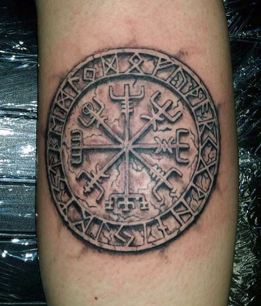 The 110 Best Nordic Tattoos For Men Improb