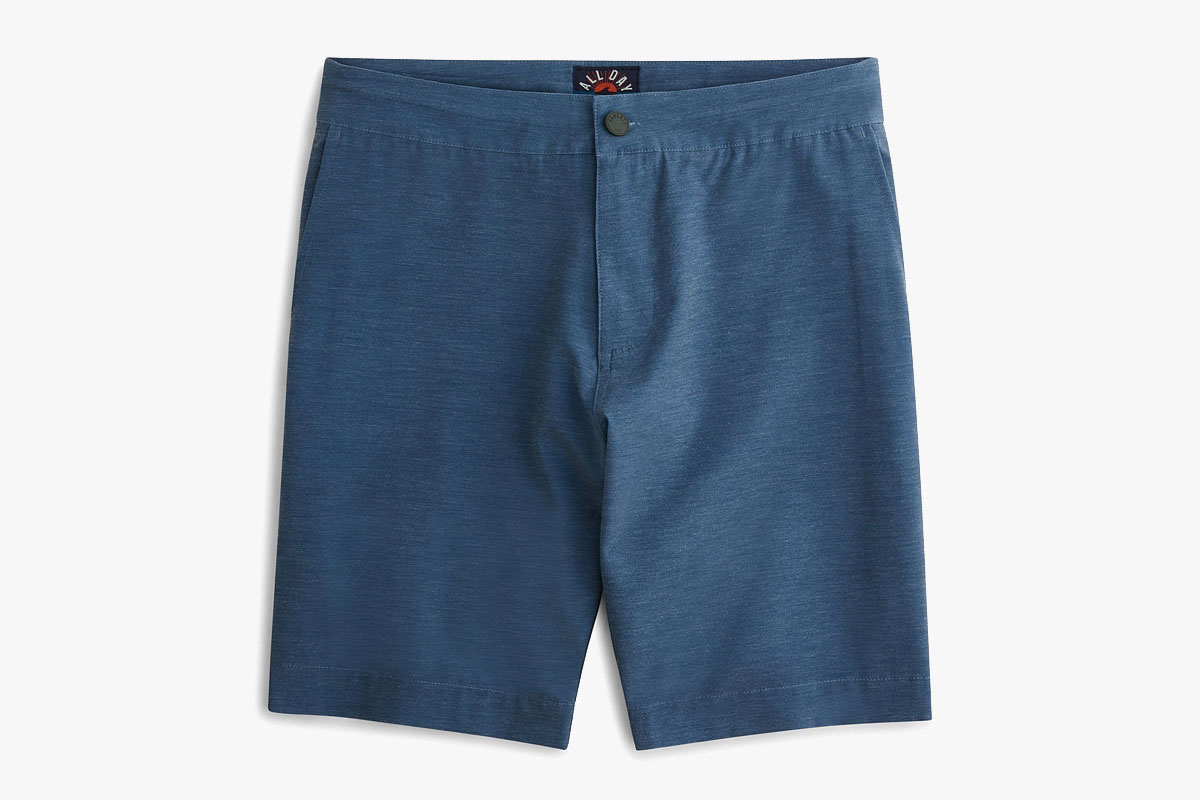Faherty All Day 9-Inch Shorts
