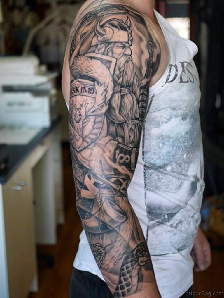 Full Sleeve Sword