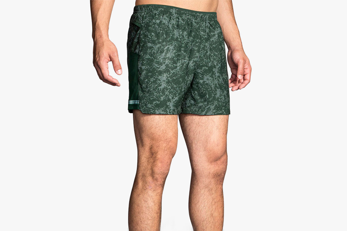 Best for Hot Weather: Brooks Sherpa 5-Inch Short