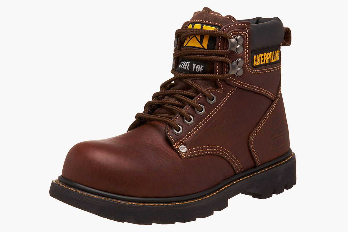 Caterpillar Men's 2nd Shift Steel Toe Boot