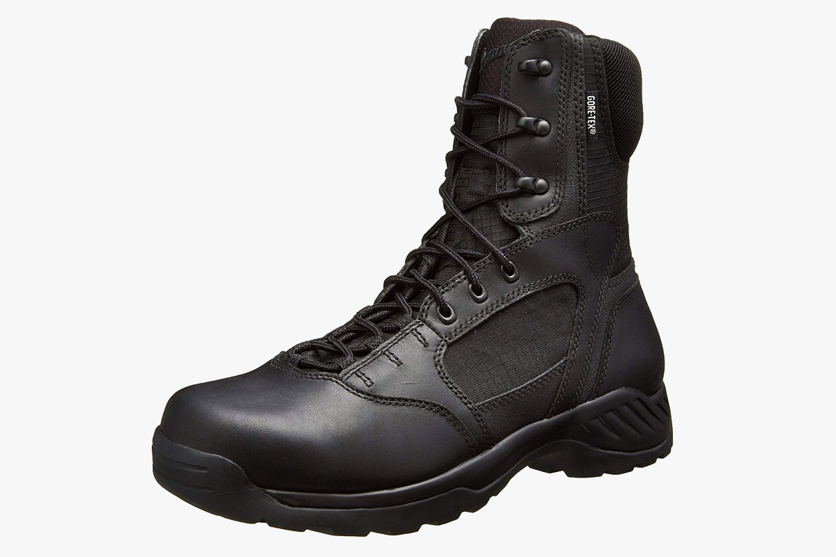Danner Men's Kinetic 8-Inch Side-Zip GTX Work Boot