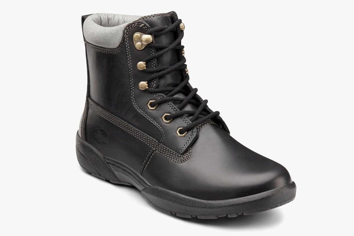 Dr. Comfort Boss Men's Diabetic Work Boot