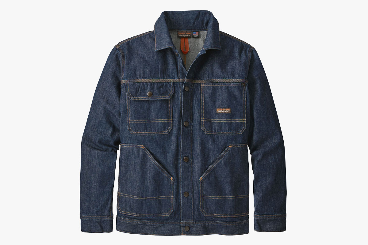 Patagonia Men's Steel Forge Denim Jacket