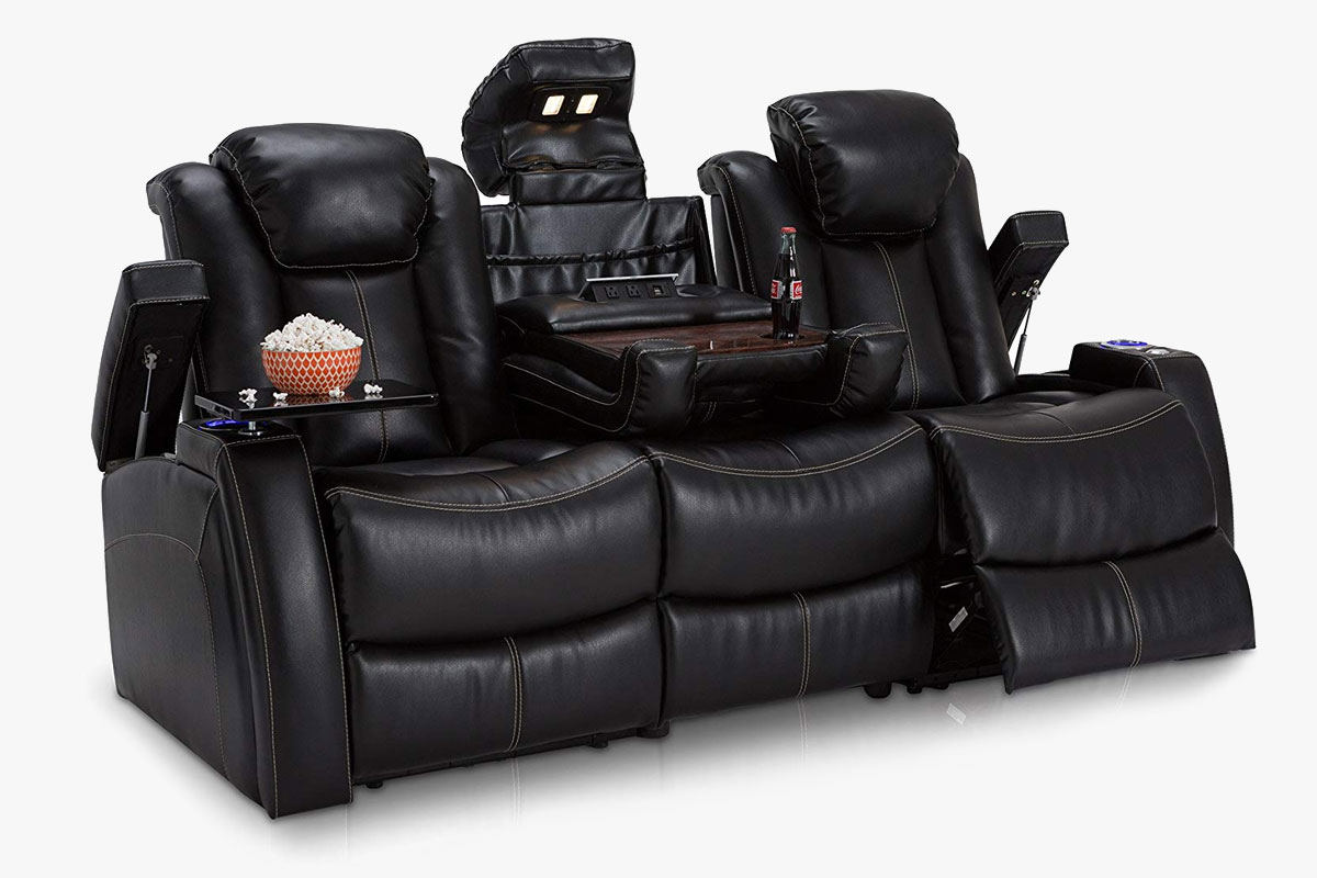 Seatcraft Omega Leather Seating