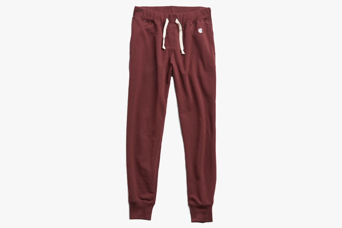 Todd Snyder Terry Slim Jogger Pants