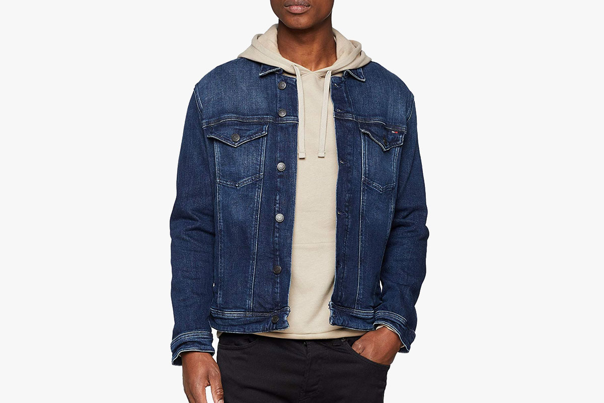 Tommy Hilfiger Classic Denim Trucker Jacket