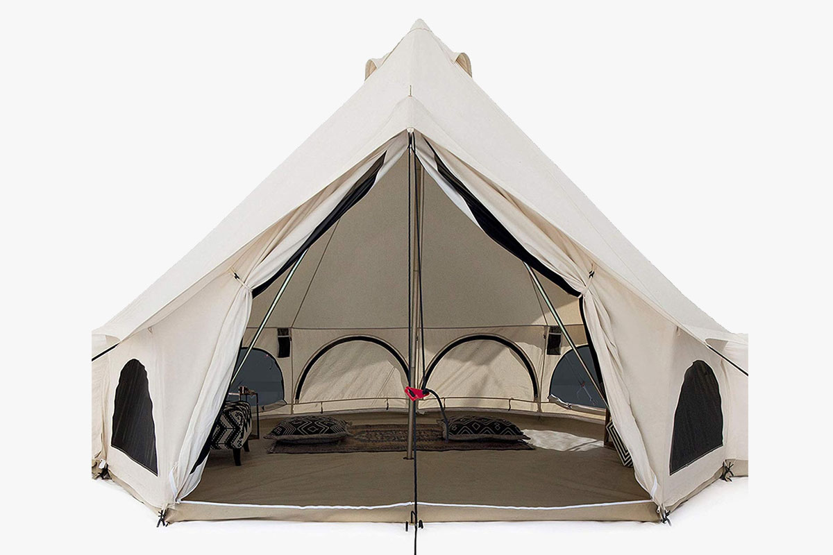 White Duck Premium Outdoors Tent
