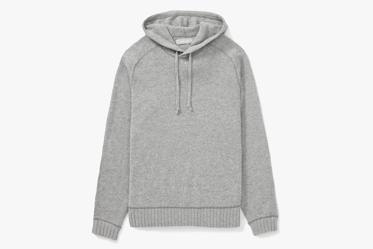 Everlane Heavyweight Cashmere Hoodie for Men