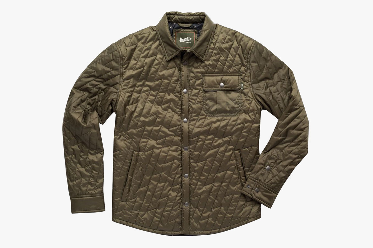 Howler Brothers Lightning Quilted Jacket