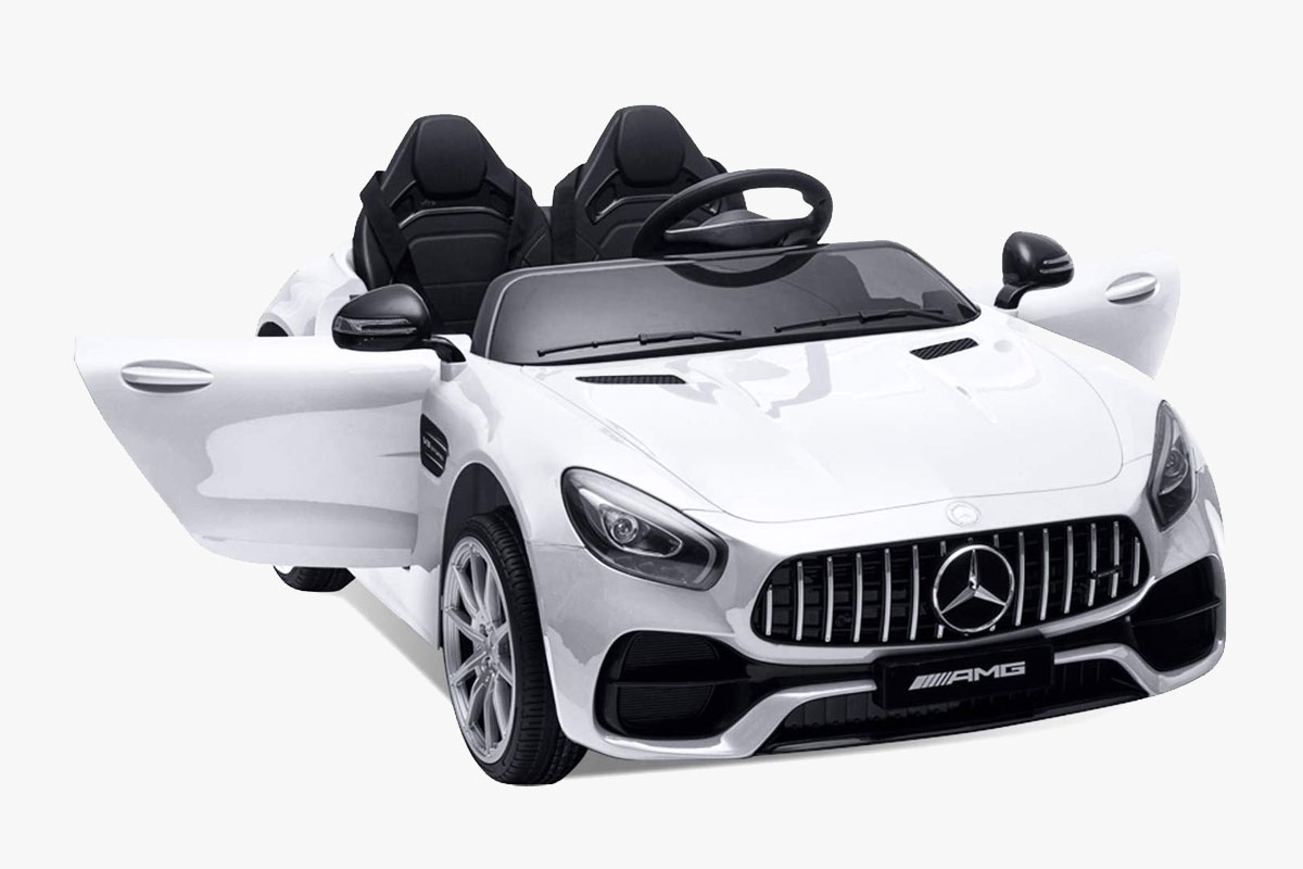 Kids Ride-On Car - Mercedes Benz GT
