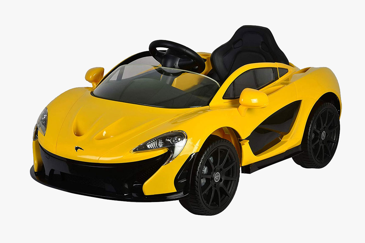Mclaren Ride-On Sports Car
