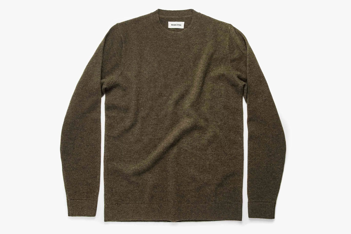 Taylor Stitch Lodge Sweater