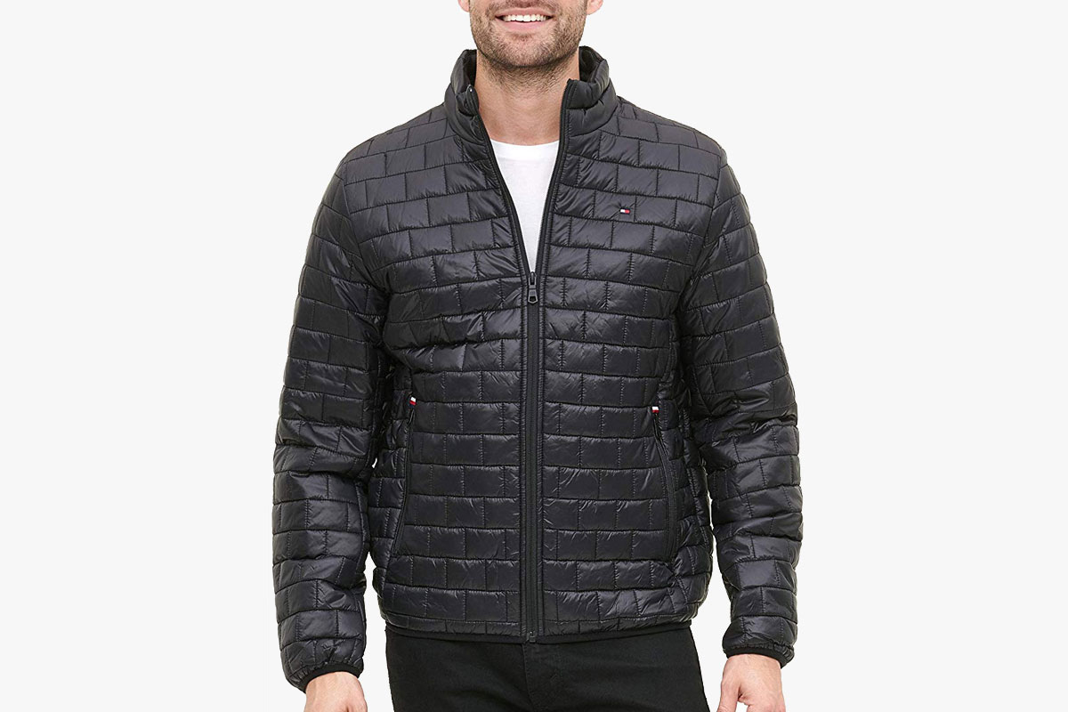 Tommy Hilfiger Men's Quilted Jacket
