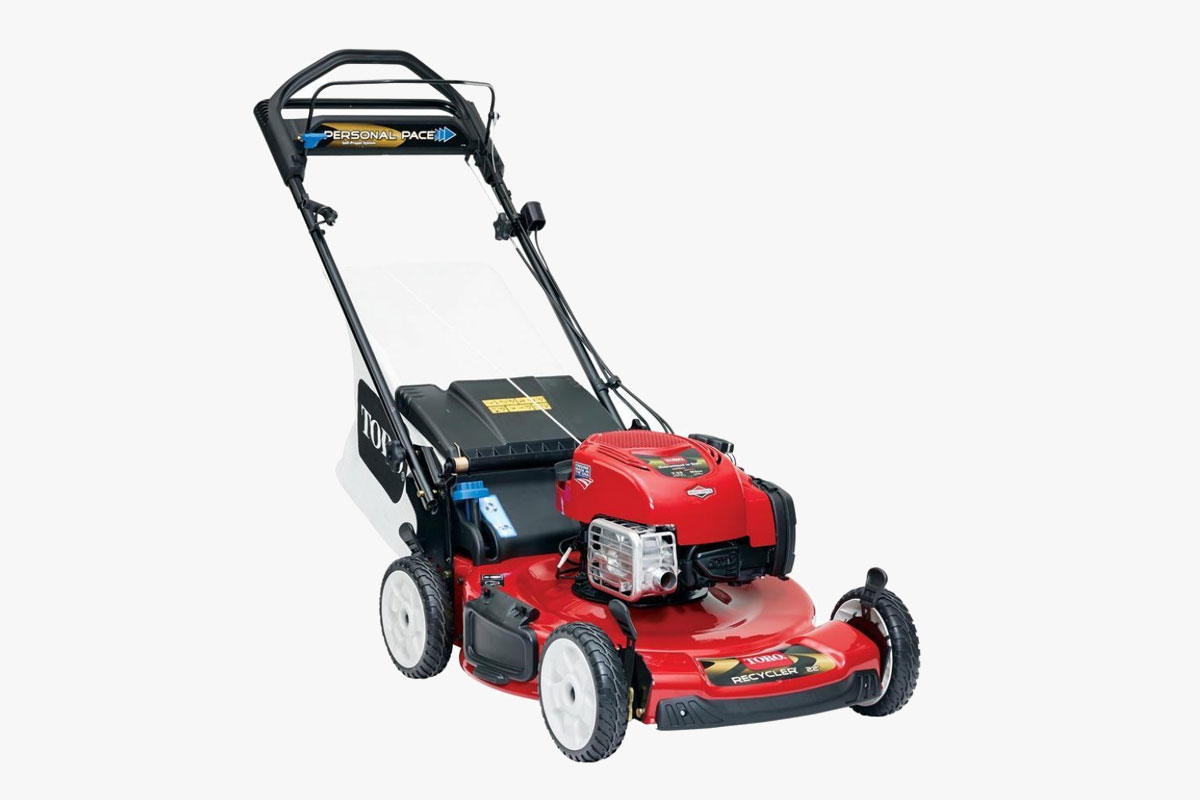 Toro Recycler 22-Inch Gas Lawn Mower