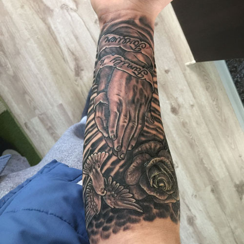 110 Best Forearm Sleeve Tattoos For Men Improb